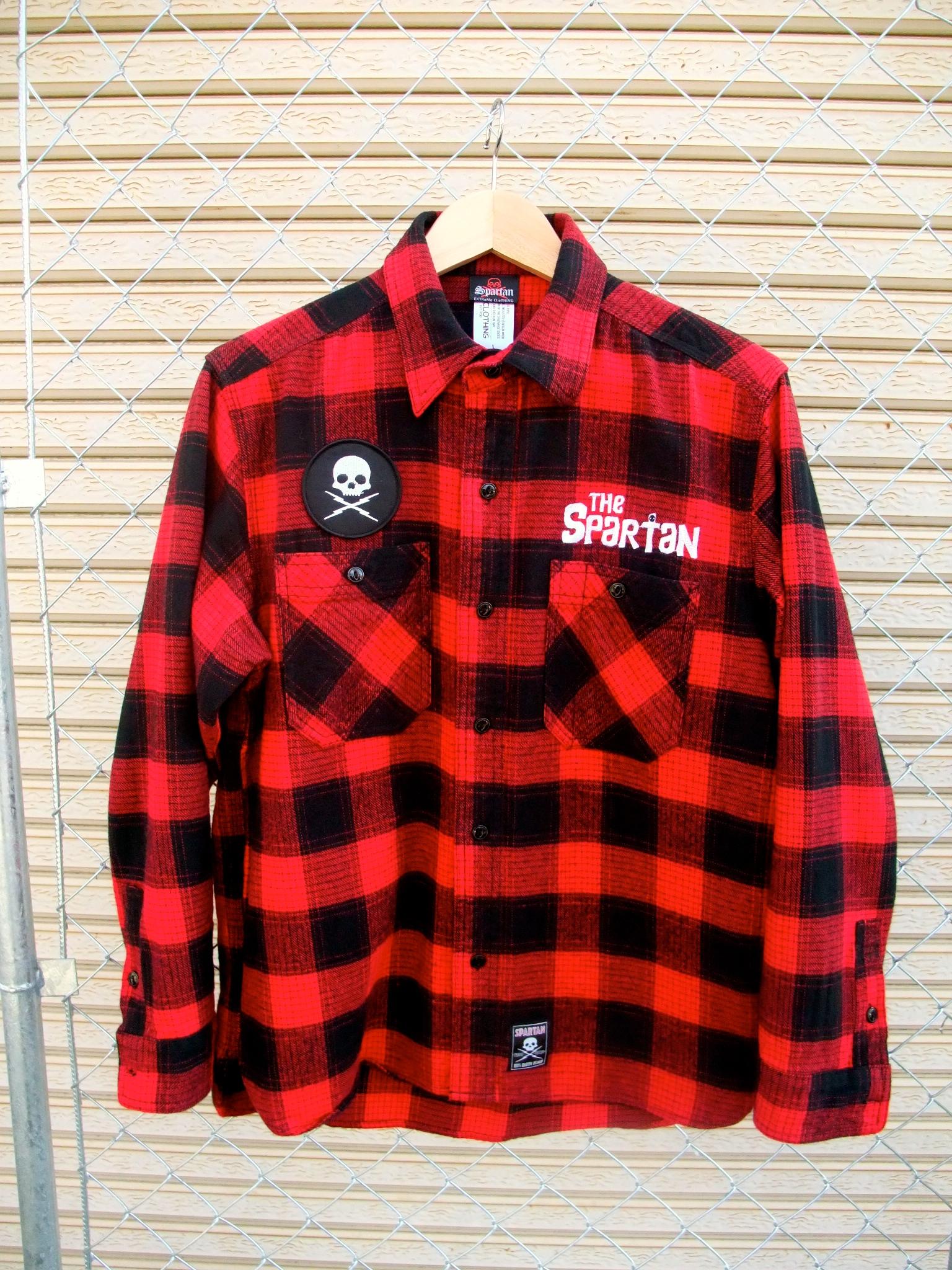 2015SP-85ネルシャツ