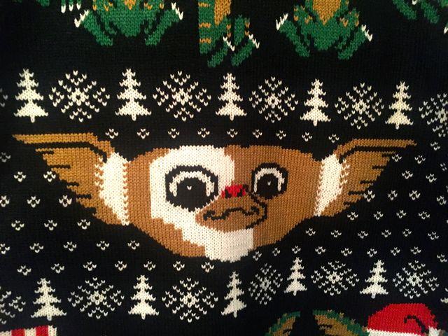 グレムリン:セーター