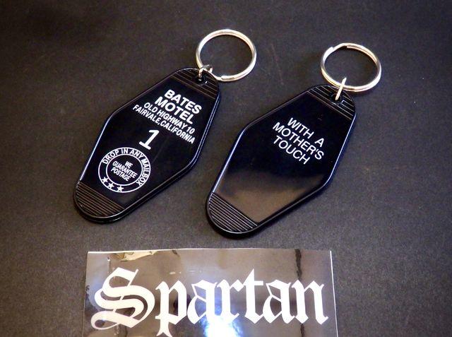 Keyholder:BATES MOTEL