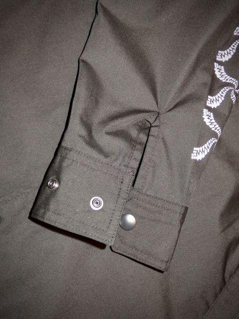 """""""キバ卍""""-Coach Jacket"""