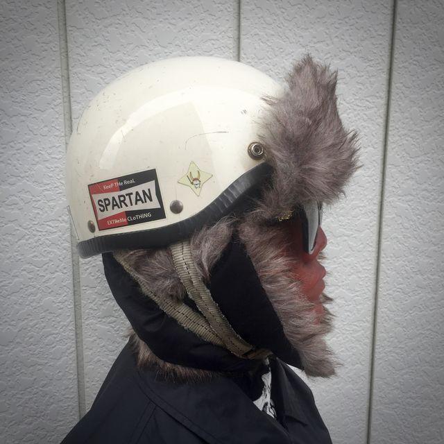SPARTAN:FLIGHT-CAP