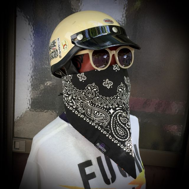 Bandana Face Mask-2020