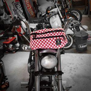 Waist BAG:Checker