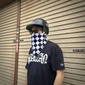 Bandana Face Mask-2020<checker>