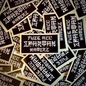 Sticker-10:FASH/AC