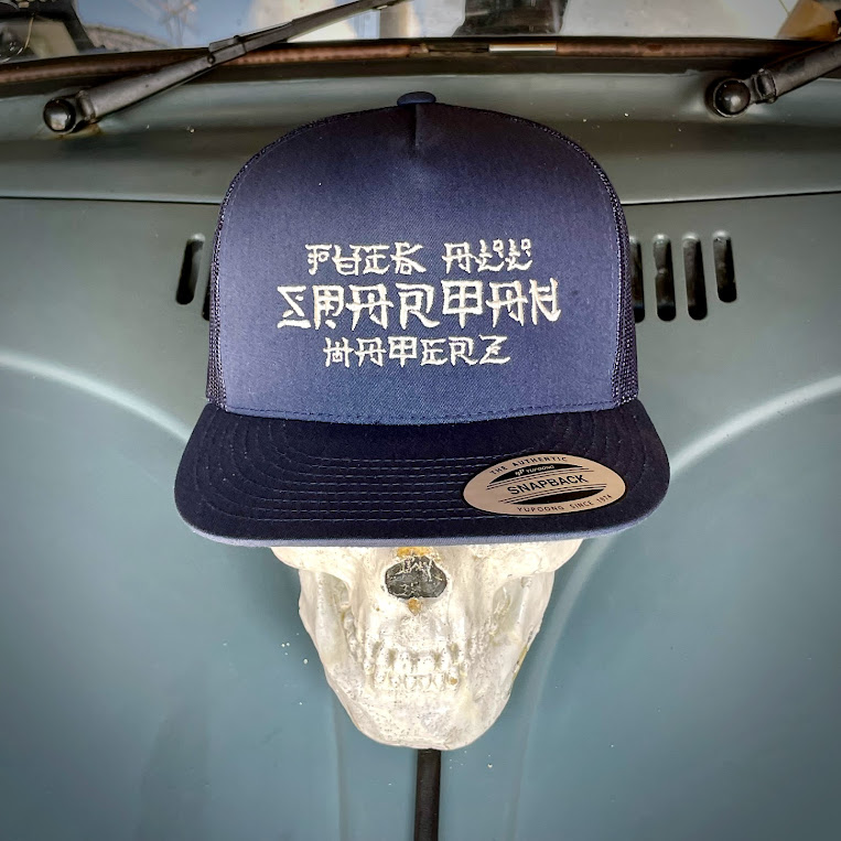 メッシュCAP:SPARTAN-FASH/AC